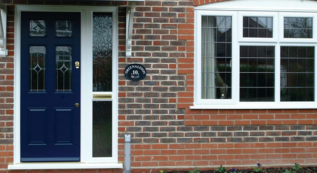 Composite doors monmouthshire window co for Composite windows